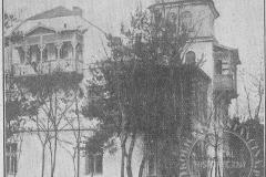Willa Greczynka w której mieścił się Dom Dziecka Rodziny Policyjnej (zbiory Adama Zyszczyka)