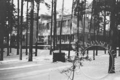 Willa przy ul Jasiowej w której po wojnie mieścił się Dom Dziecka Bojowników o Wolność i Demokrację (ok 1941 r - zbiory Adama Zyszczyka)