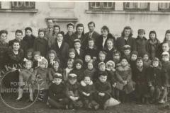 Metodystyczny Dom dziecka w Klarysewie 1946-47 (źródło: Kościół Ewangelicko-Metodystyczny)