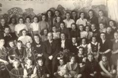 Metodystyczny Dom Dziecka w Klarysewie - lata-50te (źródło: Kościół Ewangelicko-Metodystyczny