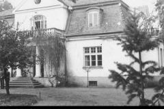 Państwowy Rozdzielczy Dom Dziecka w willi Nike przy ul. Wareckiej (1947 r źródlo NAC)