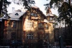 Willa Gryf - budynk Domu Dziecka TPD (źródło: Fotopolska)