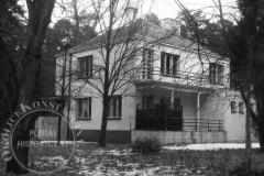 Budynek Domu Dziecka przy ul Piasta (fot.A.Zyszczyk)