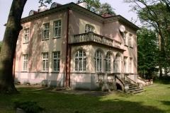 Budynek Domu Dziecka przy ul Gąsiorowskiego (źródło: nasza-klasa)