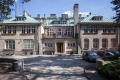 Budynek Domu Dziecka w Klarysewie (źródło Konstancin24)