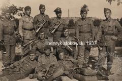 """Henryk Stokowski \""""Jaskółka\""""  - z archiwum rodzinnego"""