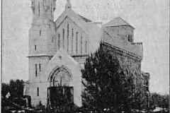 Kaplica w  Skolimowie (1905 r)