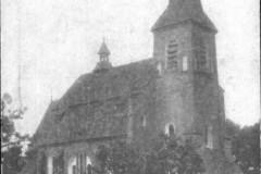 Kościół w Konstancinie (ok. 1910 r)