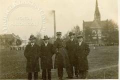 Kościół w Mirkowie, lata 20-30 XX wieku (zbiory Justyny Góreckiej)