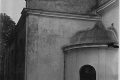Kościół w Słomczynie (ok 1955 r)
