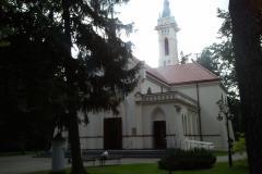 Kościół w Skolimowie, 2012, fot. B. Biedrzycki