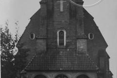 Kościół w Konstancinie (lata 20-30 XX wieku, zbiory A. Zyszczyka)