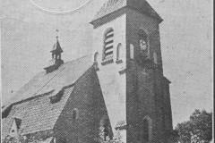 Kościół w Konstancinie  (08.1932, zbiory A. Zyszczyka)