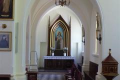 Kościół w Skolimowie, 2019, fot. B. Biedrzycki