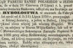 """""""Kurier Warszawski"""",  1850"""