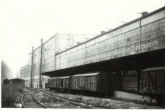 WZP - widok od strony bocznicy kolejowej (lata 60-80) - źródło penetratorscavengerteam.blogspot.com