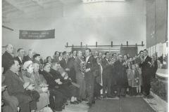Obchody 200-lecia papierni z udziałem Cyrankiewicza (1962 r) - źródło penetratorscavengerteam.blogspot.com