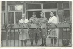 Ośrodek Wypoczynkowy WZP w Wildze - stołówka (lat 70te) - źródło penetratorscavengerteam.blogspot.com