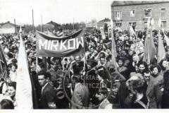 Plac Zgody (zbiory Zdzisławy Kłoszewskiej) Lata 50-60 XX w.