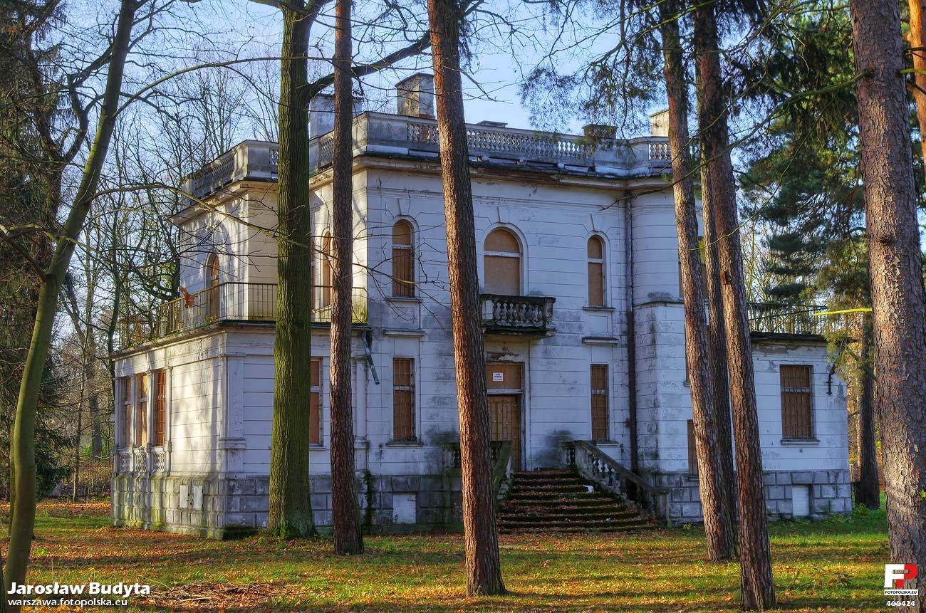 Willa Zorza - budynk Domu Dziecka TPD
