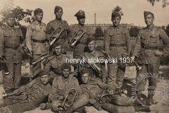 """Henryk Stokowski """"Jaskółka""""  - z archiwum rodzinnego"""