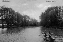 Pocztówka, 1913 r.