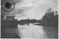 Jeziorka w Skolimowie, 1926 r. (fot. Poddębski, zbiory A.Zyszczyka)