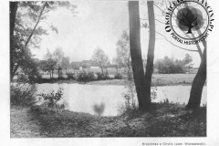 krajobraz z Chylic, 1924 r. (zbiory A.Zyszczyka)