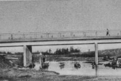 most w Mirkowie, 1959 r.