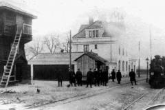 Klarysew na początku XX wieku.