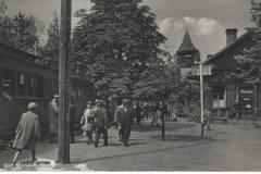 Lata trzydzieste XX wieku. Stacja Konstancin. Zb. A. Zyszczyk.