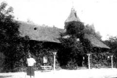 Lata trzydzieste XX wieku. Stacja Konstancin. Zb. J. Hertla.