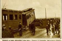 1939. Wypadek pod Powsinem.