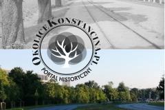 1939. Wjazd do Wilanowa