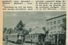 "1953, ""Stolica""."
