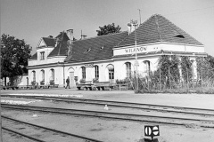 """Stacja Wilanów, 1955, ze strony """"Po warszawsku"""""""