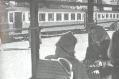 1960, odjazd kolejki. Zbiory WMK.