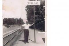 1960, stacja Chyliczki.