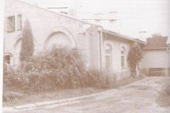 Stacja Chylice, lata siedemdziesiąte, B. Pokropiński.