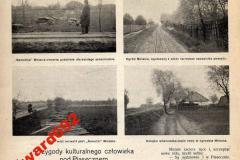 """Budowa torów w Chylicach 1910 r (tygodnik """"Świat"""")"""