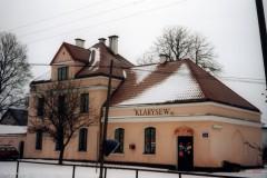 Stacja Klarysew 1995 (fot. Stanisława Drozdowskiego, Fotopolska)