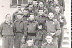 członkowie RKS Mirków (zdjęcie udostępnił pan Andrzej Makulski)  lata 60-70