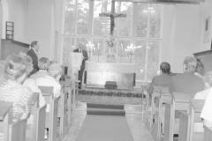 """Spotkanie Polskiej Rady Ekumenicznej w Ewangelicko – Augsburskim Domu Opieki """"Tabita"""" 1976 r (Narodowe Archiwum Cyfrowe)"""