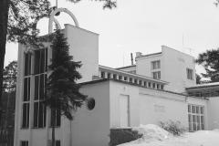 Tabita - widok na kaplicę 1970 r  (Narodowe Archiwum Cyfrowe)