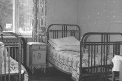 Sala w Domu Opieki Tabita 1970 r  (Narodowe Archiwum Cyfrowe)