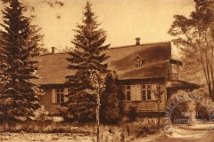 Dawna willa Rodysówka-później zwana Betanią -1931 r (zbiory A.Zyszczyk)