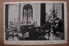 Wnętrze Tabity 1933 r