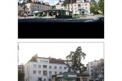 Grapa przy ul. Wilanowskiej