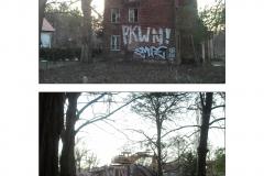 Opuszczony dom przy Piłsudskiego