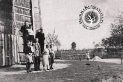 Wiatrak w Kopytach, lata trzydzieste XX w. , (za ks. Nadwiślańskie Urzecze)